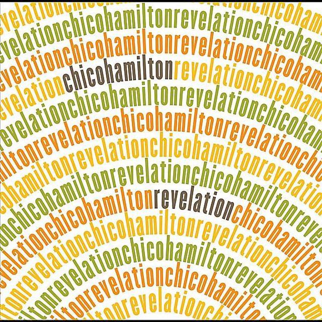 Chico Hamilton REVELATION Vinyl Record