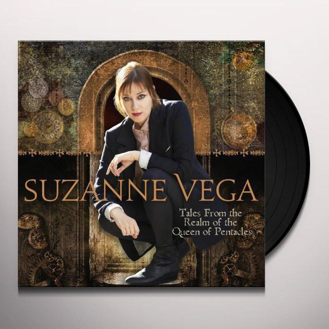 Suzanne Vega TALES FROM THE REALM OF THE QUEEN OF PENTACLES Vinyl Record