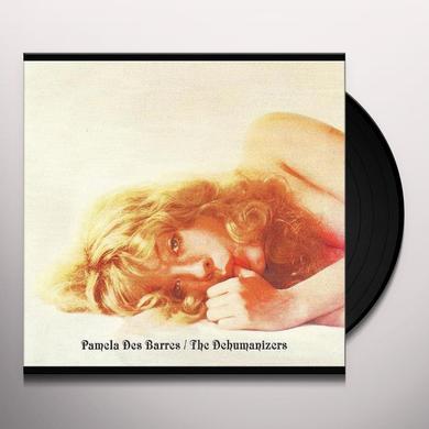 Pamela Des Barres & The Dehumanizers PAMELA Vinyl Record