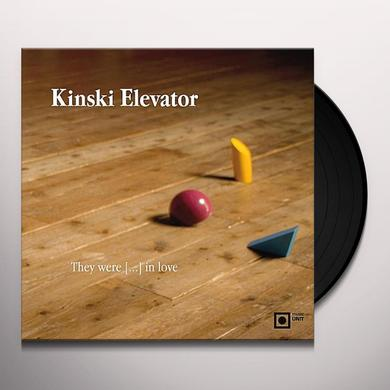 Kinski Elevator THEY WERE IN LOVE Vinyl Record