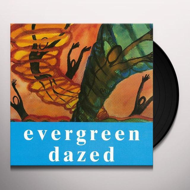 Evergreen Dazed CLOUDBEAMS IN YOUR EYE Vinyl Record