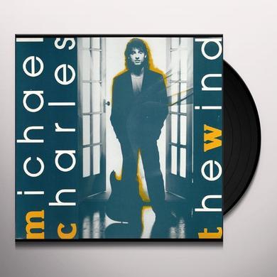 Michael Charles WIND Vinyl Record