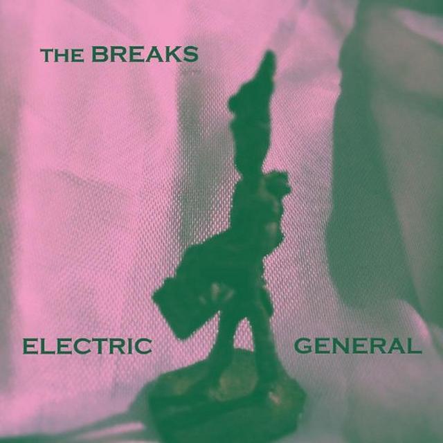 Breaks ELECTRIC GENERAL Vinyl Record