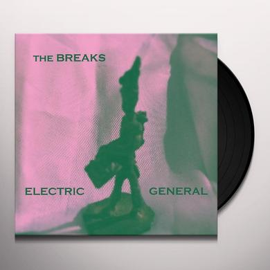 Breaks ELECTRIC GENERAL Vinyl Record