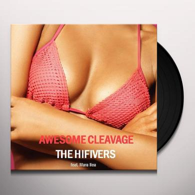 Hifivers AWESOME CLEAVAGE Vinyl Record