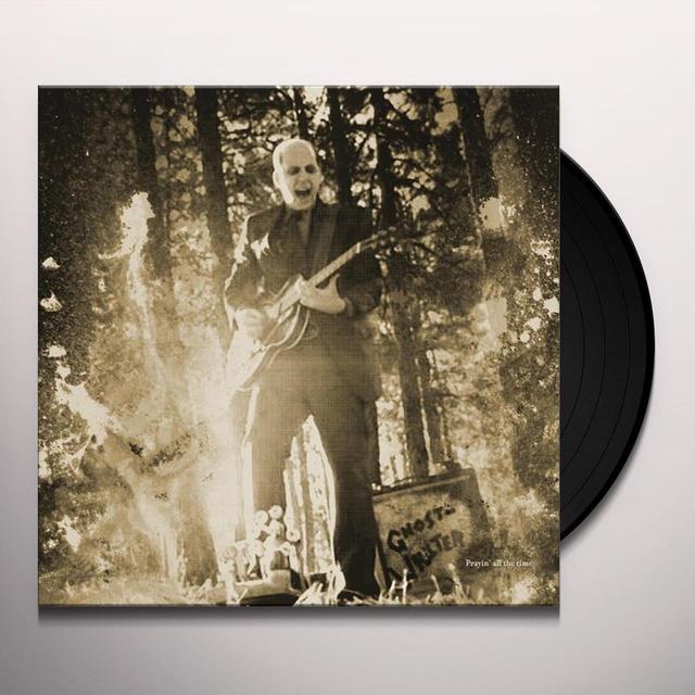 Ghostwriter PRAYIN' ALL THE TIME Vinyl Record