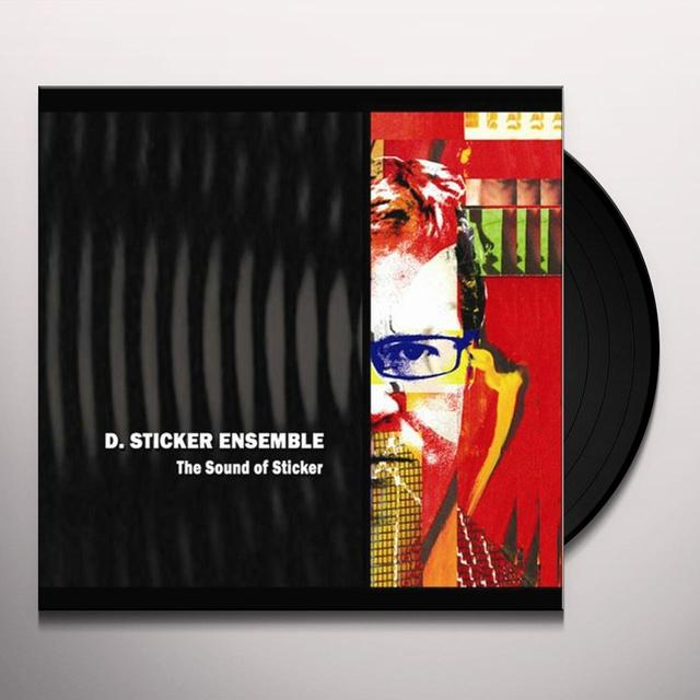 D. Ensemble Sticker SOUND OF STICKER Vinyl Record