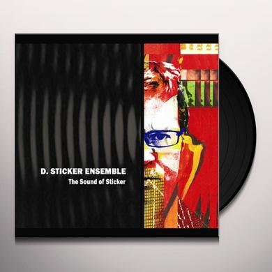 D. Ensemble Sticker SOUND OF STICKER Vinyl Record
