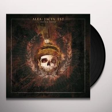 Alea Est Jacta GLORIA VICTIS AMERICAN EDITION Vinyl Record