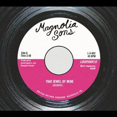 Magnolia Sons THAT JEWEL OF MINE Vinyl Record