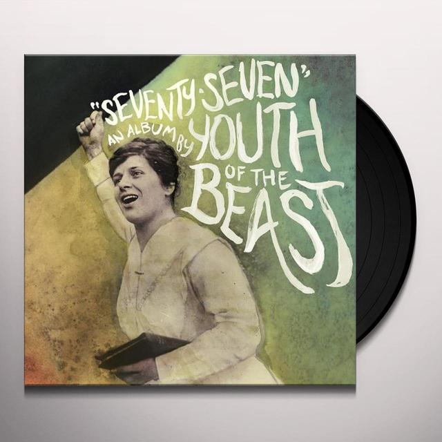 Youth Of The Beast SEVENTY SEVEN Vinyl Record