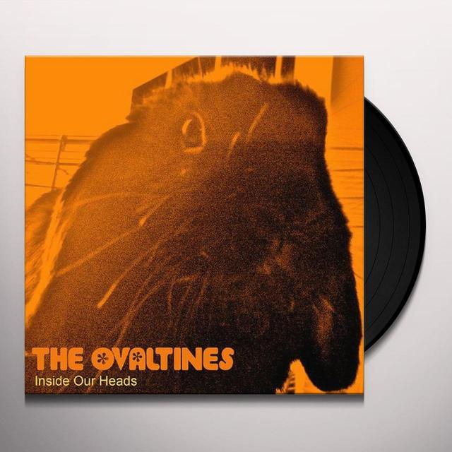 Ovaltines INSIDE OUR HEADS Vinyl Record