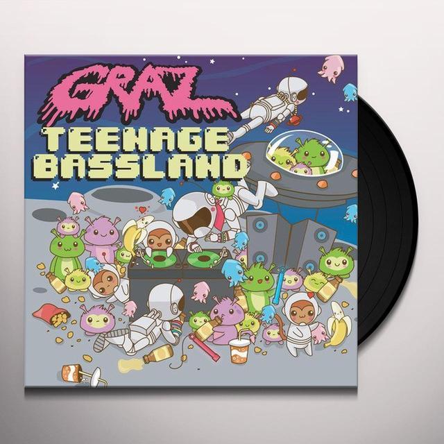 Graz TEENAGE BASSLAND Vinyl Record