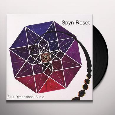 Spyn Reset FOUR DIMENSIONAL AUDIO Vinyl Record