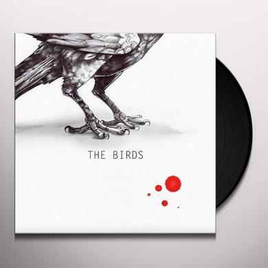 Aj Nutter BIRDS Vinyl Record