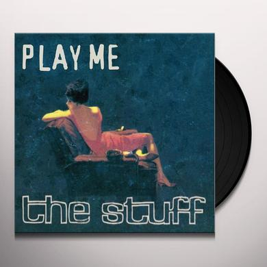 Stuff PLAY ME Vinyl Record
