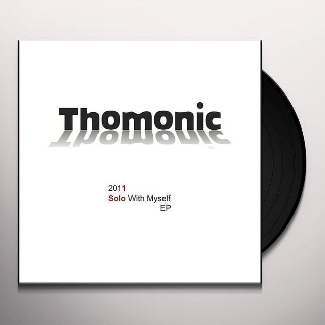 Thomonic 2011 SOLO WITH MYSELF EP Vinyl Record