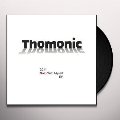 Thomonic 2011 SOLO WITH MYSELF EP Vinyl Record