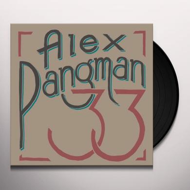 Alex Pangman 33 Vinyl Record