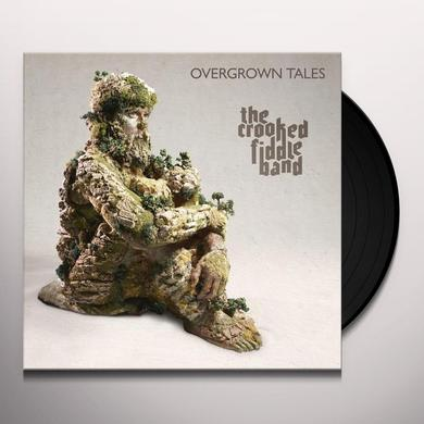 Crooked Fiddle Band OVERGROWN TALES Vinyl Record