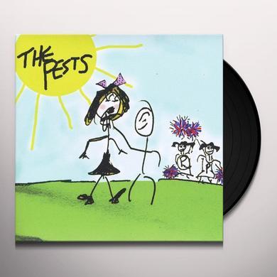 Pests ROCKABILLY IS RUINING MY LIFE Vinyl Record