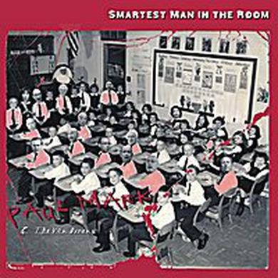 Paul Mark & The Van Dorens SMARTEST MAN IN THE ROOM Vinyl Record