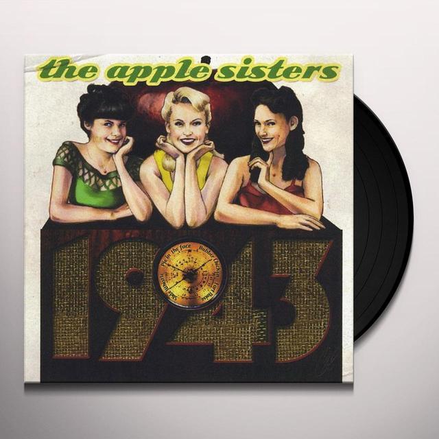 Apple Sisters 1943 Vinyl Record