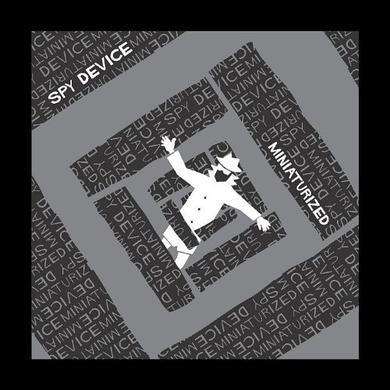 Spy Device MINIATURIZED Vinyl Record
