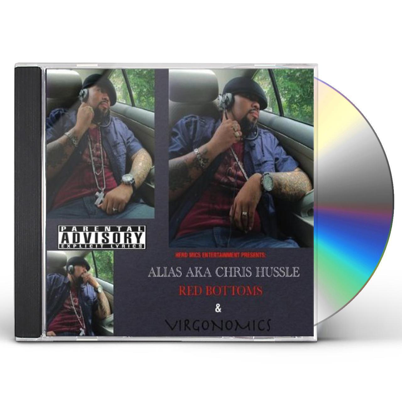 7088d1919ed7 Alias RED BOTTOMS   VIRGONOMICS CD. Tap to expand
