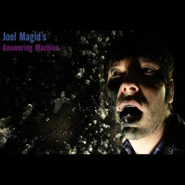 Joel Magid ANSWERING MACHINE Vinyl Record