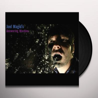 Joel Magid ANSWERING MACHINE Vinyl Record