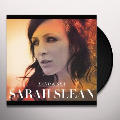 Sarah Slean LAND & SEA Vinyl Record