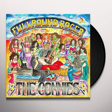 Connies FULL ROUND ROGER Vinyl Record