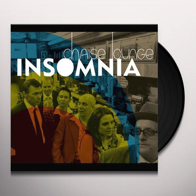 Chaise Lounge INSOMNIA ON VINYL Vinyl Record