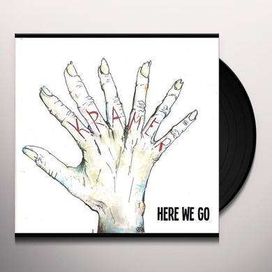 Kramer HERE WE GO Vinyl Record