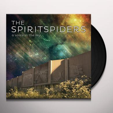 Spiritspiders A VOICE IN THE SKY Vinyl Record