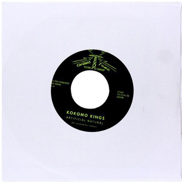 Kokomo Kings ARTIFICIAL NATURAL Vinyl Record