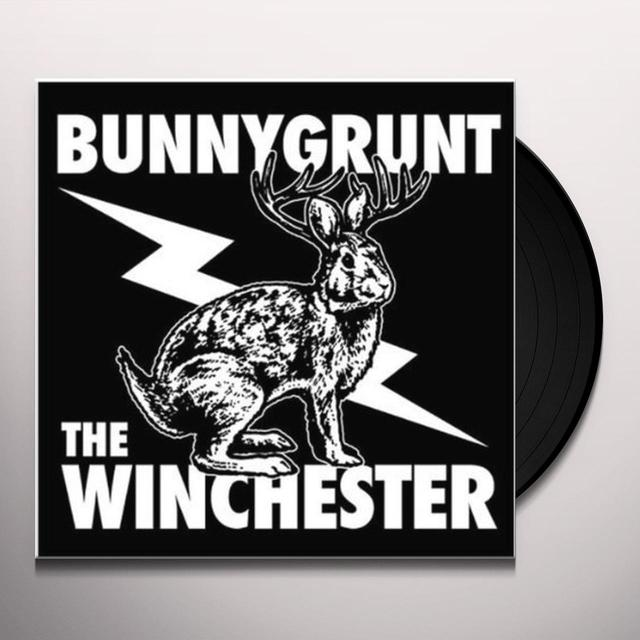 Bunnygrunt WORST OF BOTH WORLDS Vinyl Record