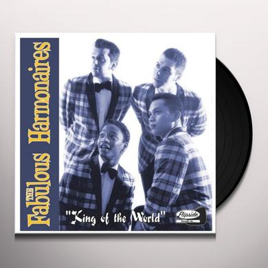 Fabulous Harmonaires KING OF THE WORLD Vinyl Record