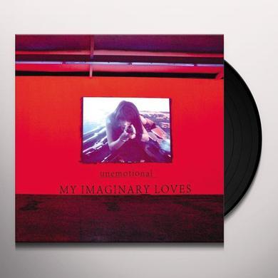 My Imaginary Loves UNEMOTIONAL Vinyl Record