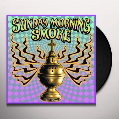 Reefermen SUNDAY MORNING SMOKE Vinyl Record