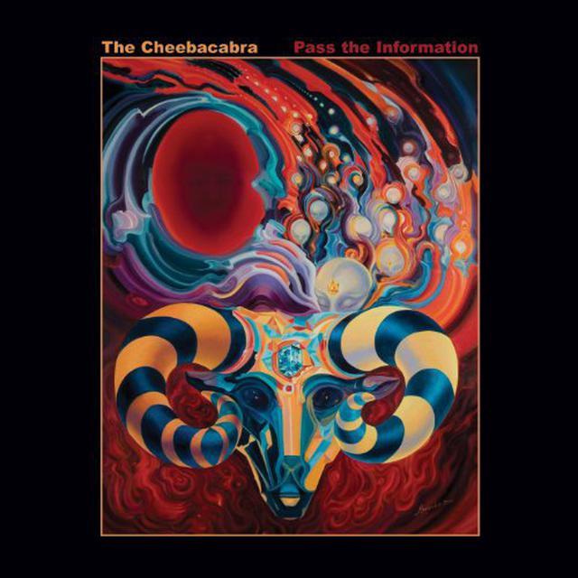Cheebacabra PASS THE INFORMATION Vinyl Record
