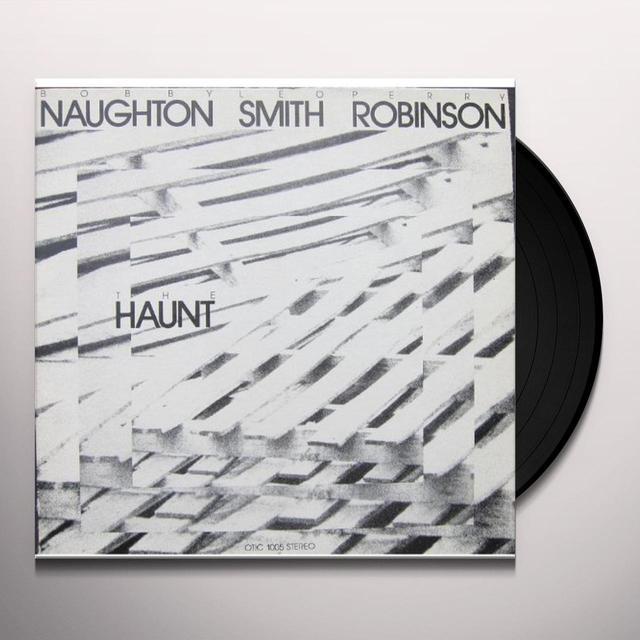 Bobby Naughton HAUNT Vinyl Record