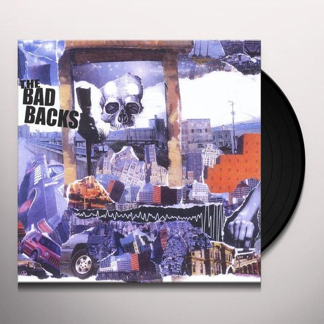 Bad Backs TOMBSTONE TOWN 7' Vinyl Record
