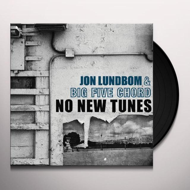 Jon Lundbom & Big Five Chord NO NEW TUNES Vinyl Record