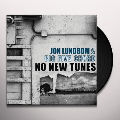 Jon Lundbom & Big Five Chord NO NEW TUNES Vinyl Record