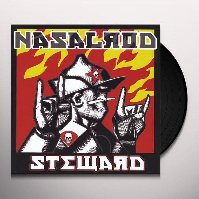 Nasalrod STEWARD Vinyl Record