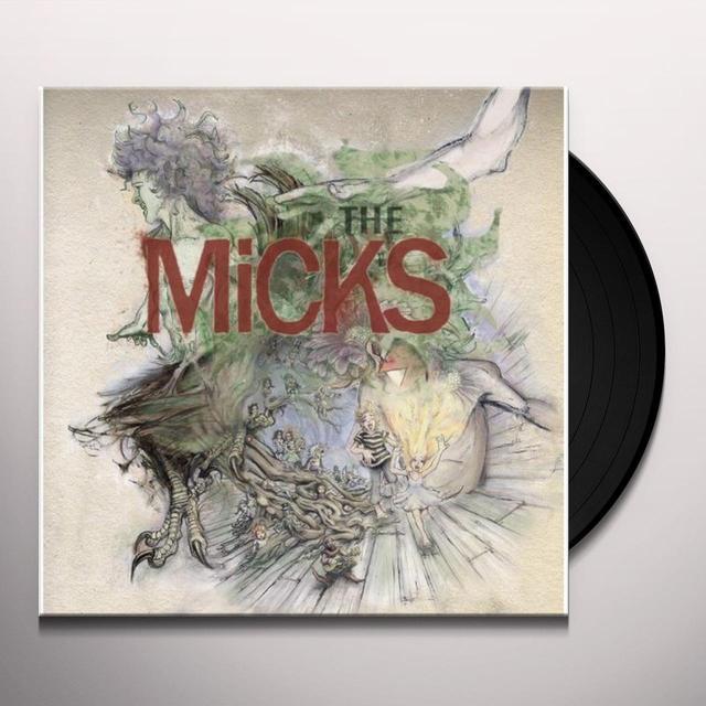 MICKS Vinyl Record