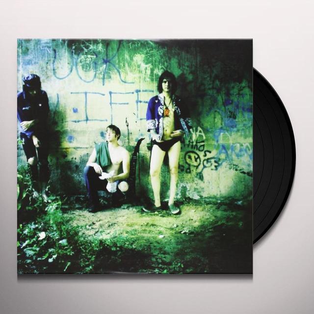 Paint Fumes UCK LIFE Vinyl Record