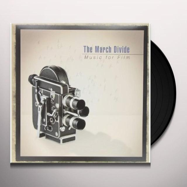 The March Divide MUSIC FOR FILM Vinyl Record